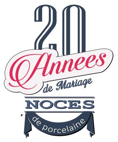 anniversaire de mariage 20 ans 20 ans de mariage noces de porcelaine symbole idées cadeaux nosanneesdemariage fr