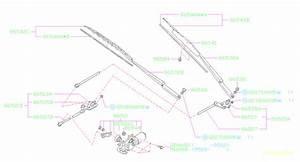 Subaru Legacy Link Assembly