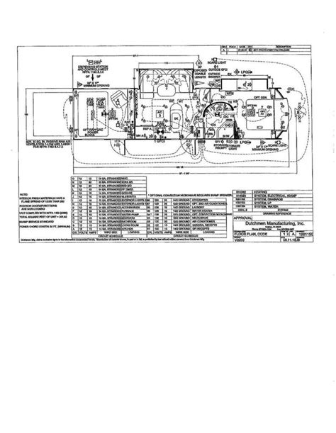 Dutchmen Travel Trailer Wiring Diagram Wiringdiagram