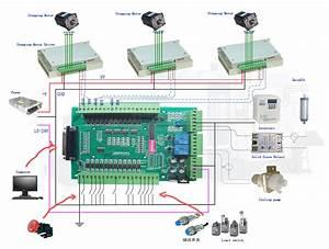 Mach3 Breakout Board Wiring