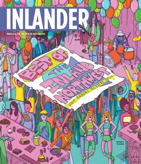 Inlander 03/22/2018 by The Inlander Issuu