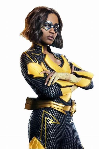 Lightning Pierce Jennifer Metropolis Hero1125 Dc Stargirl
