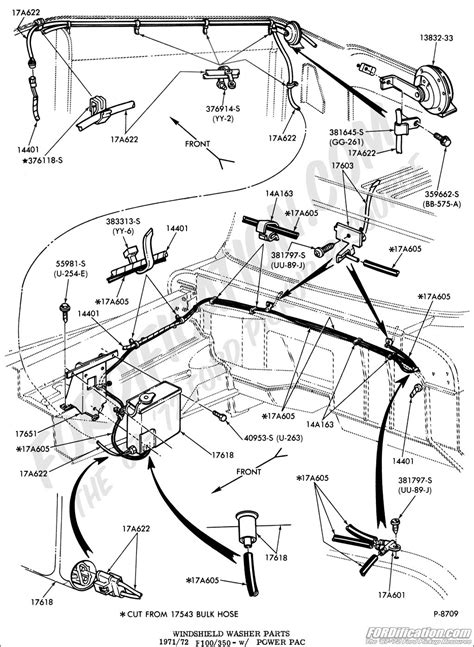 1972 Ford F100 4x4 Wiring Diagram by 1975 Ford F 250 390 Wiring Diagram Wiring Library