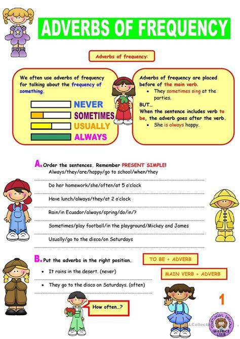 adverbs of frequency worksheet free esl printable worksheets made by teachers