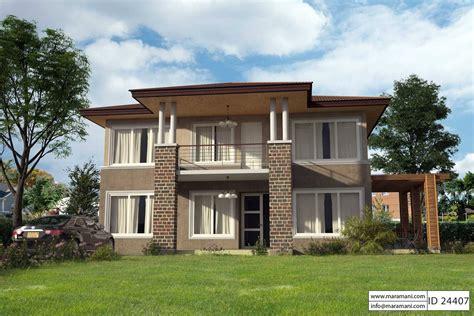 Four Bedroom House Plan  Id 24407  House Plans Maramanicom