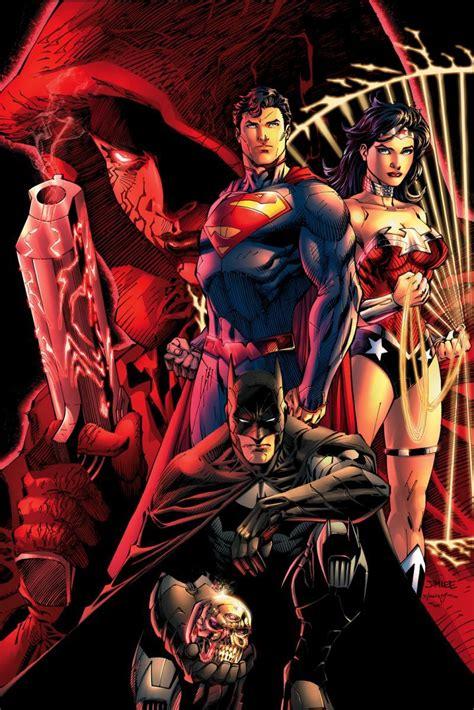Justice League Trinity War Review  Batman News