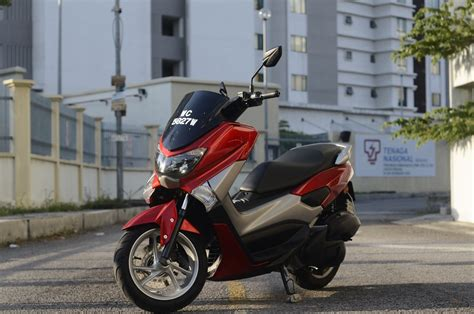 Review Yamaha Nmax by Bike Weekend Test Ride Review Yamaha Nmax Autofreaks