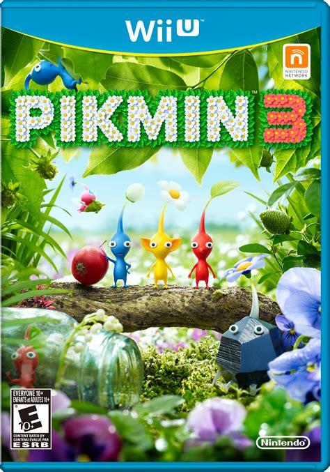 Pikmin 3 Pikmin Wiki About Pikmin Pikmin 2 Pikmin 3