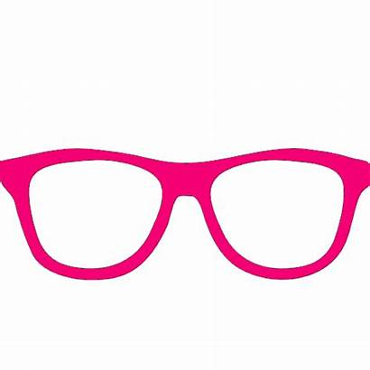 Glasses Nerd Clipart Geek Drawing Hipster Sunglasses