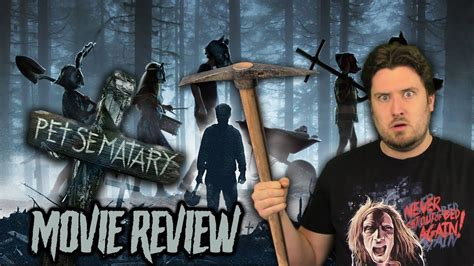pet sematary   review youtube