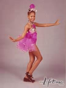 Dance Moms Holly Frazier