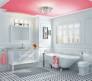 Comment Renover Un Plafond : comment peindre une salle de bain humide 20171007093025 ~ Dailycaller-alerts.com Idées de Décoration