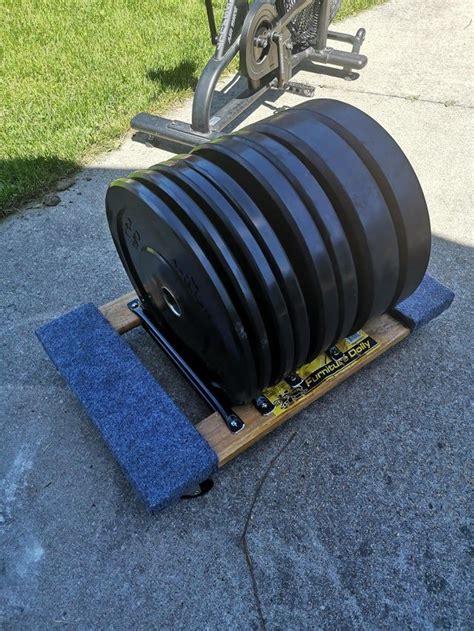 diy bumper plate storage homegym diy bumper plate storage home gym design