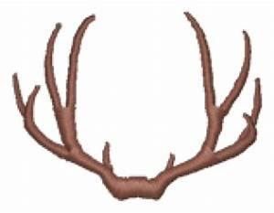 Deer Antler Clip Art - ClipArt Best