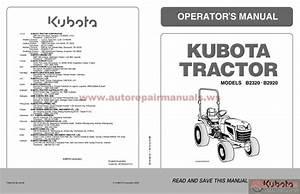 Kubota Tractor B2320