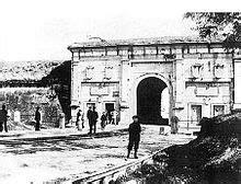 Porta San Giorgio by Porta San Giorgio Verona