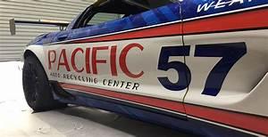Pacific Auto : race car wrap for pacific auto recycling center ~ Gottalentnigeria.com Avis de Voitures