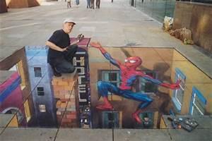 3D Illusion Street Art by Julian Beever | EpidemicFun.com