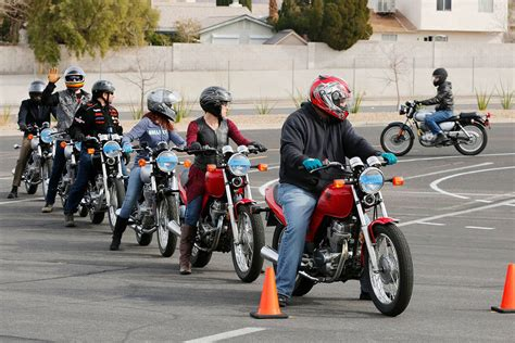 Motorcycle Safety Course Las Vegas