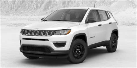 jeep compass 2017 white redesigned 2017 jeep compass color options