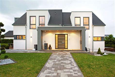 Moderne Puristische Häuser by Individuelle Fertigh 228 User F 252 R Jeden Das Passende Haus