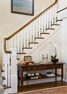 Foyer, Stairs, Decorating, Ideas, Pictures