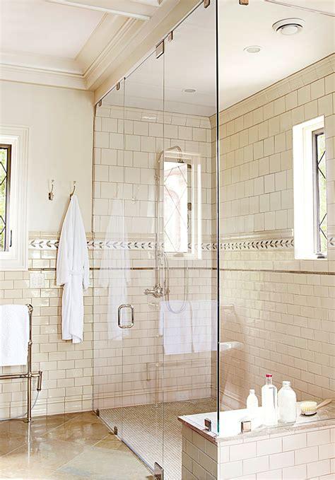 Mindblowing Masterbath Showers  Traditional Home