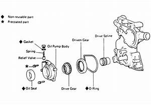 Toyota Engine 22re Exploded View
