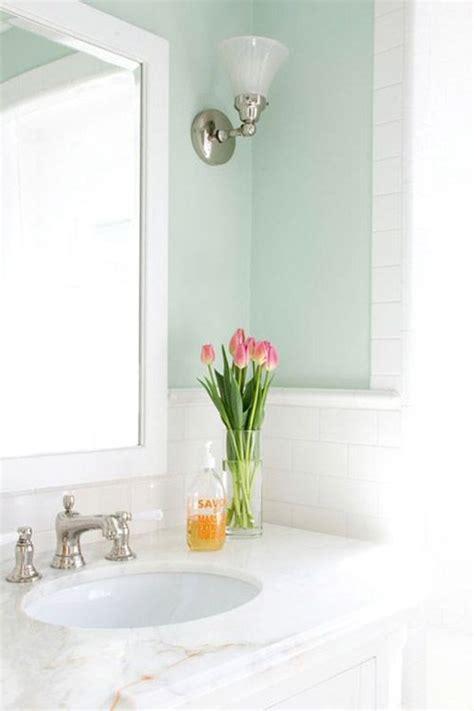 stylish mint green bathroom ideas
