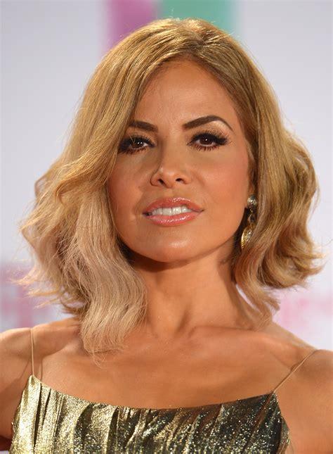 Gloria Trevi - Gloria Trevi Photos - Hair & Beauty ...