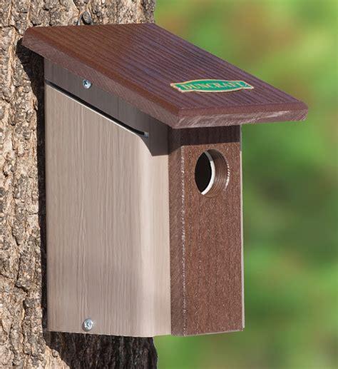 duncraftcom duncraft chickadee nuthatch bird house