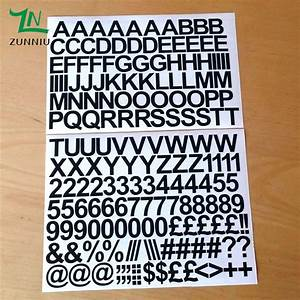 t07066 eco friendly 2cm self adhesive vinyl sticker With 2 inch vinyl letter stickers