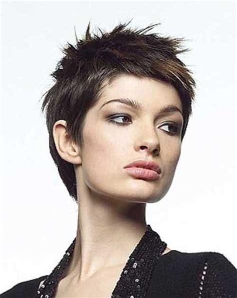 spiky haircuts for thick hair 30 trending haircuts hairstyles 2017 2018 1333
