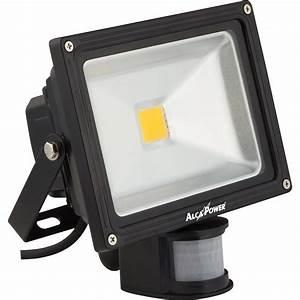 Projecteur Led Detecteur : projecteur led 100w ~ Carolinahurricanesstore.com Idées de Décoration