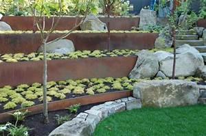 jardin en pente terrassement zm87 jornalagora With amenager jardin en pente 2 les 25 meilleures idees de la categorie jardin en pente