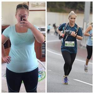 Gallery For > Weight Loss Results From Running