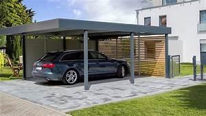 Garage Brumath : mockers carports car ports pinterest abri voiture refuges et couvert ~ Gottalentnigeria.com Avis de Voitures