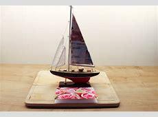 Maritime Geldgeschenke Hochzeitsideen für Nordlichter