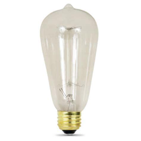 40 watt vintage style original edison light bulb at menards 174