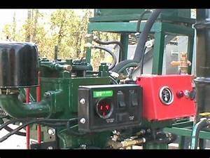 Vegetable Oil Fuel Lister Engine Listeroid