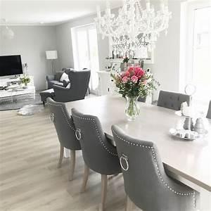 Beistelltisch Weiß Landhaus : instagram landhaus esszimmer diningroom ~ Watch28wear.com Haus und Dekorationen