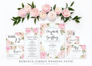 flower wedding invitations modern vintage pink floral wedding rsvp card zazzle