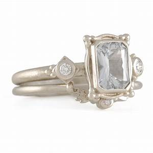 megan thorne picture frame ring a beaut With untraditional wedding rings