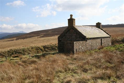 remote house remote house by the tullich burn 169 nic bullivant geograph britain and ireland