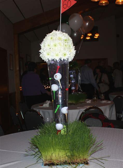 centerpieces surprise 70th birthday party pinterest