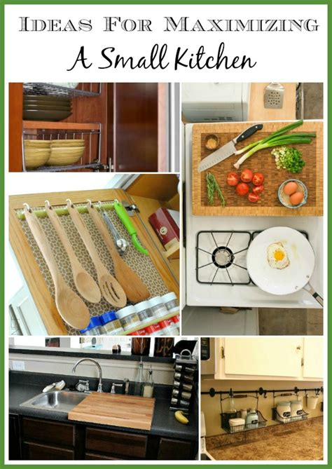 ways to organize a small kitchen 10 ideas for organizing a small kitchen a cultivated nest 9606