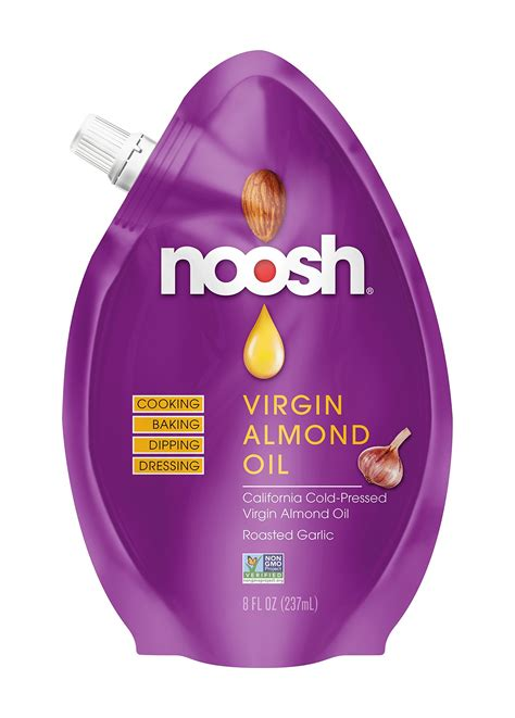 Amazon.com : NOOSH Cooking Almond Oil (Original, 8 oz