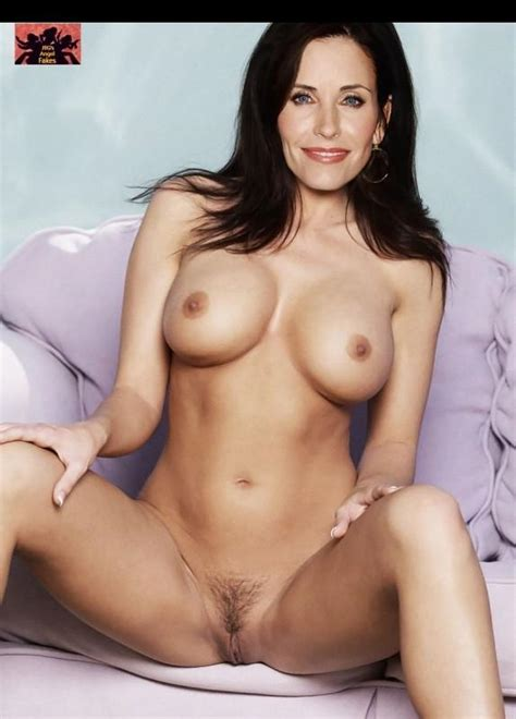 Courteney Cox nude celeb - Xxx Photo