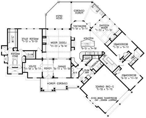 luxury floor plans for new homes luxury chalet house plan house floor plans