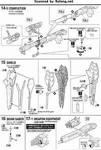 Mg Sinanju Stein Ver  Ka English Manual  U0026 Color Guide